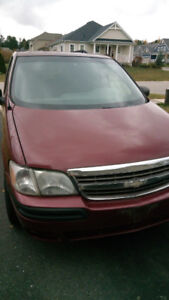 Great running Chevrolet Venture 1,000