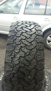 XCELLENT SET OF LT27565R18 BFG KO2 10 PLY ALL TERRAINS-TRURO