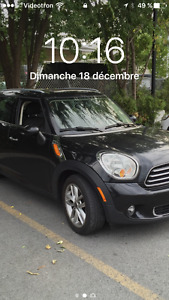 2011 MINI Cooper Countryman Berline