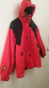 *HELLY HANSEN - manteau homme HIVER - impermeable -size small*