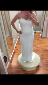 Brand new size 8 Gown