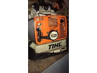 Sthil br380 backpack leaf blower 2008