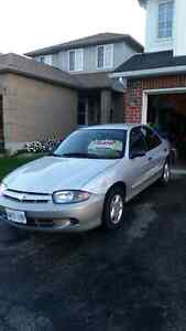 2004 Chevrolet  Cavalier 2.2 ETEC Kitchener / Waterloo Kitchener Area image 1