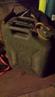 FS: Canadian Forces jerry can, Iltis, Jeep, off road, gas can