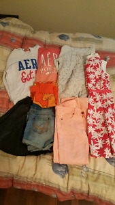 Girl's clothes size 12-14