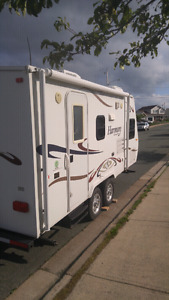 23' camper trailer for rent