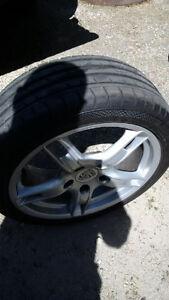 Porsche Boxster Rims and Tires Regina Regina Area image 4