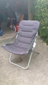 3 x garden chairs