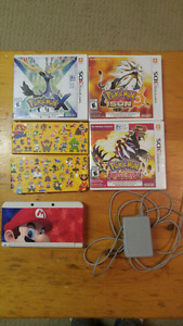 New Nintendo 3DS with games