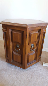 Sturdy old style furniture. Reasonable pricing.