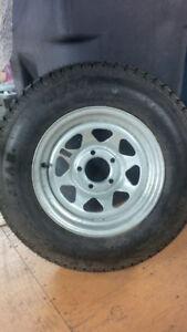 """Loadstar Trailer tire / wheel ST 205/75D-14 """"New"""""""