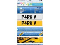 Wanted P4 RKV number plate cherished private