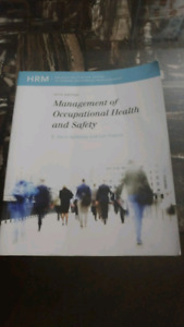 Management of Occupational Health and Safety E. Kelvin Kelloway