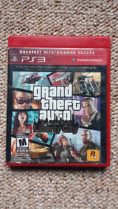 Grand Theft Auto: Episodes From Liberty City (PS3) + Poster