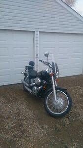 Honda Shadow Sprint