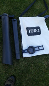 Accessoires pour souffleur / aspirateur à feuilles TORO