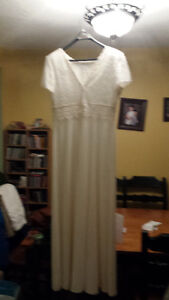 wedding dress and formal gown