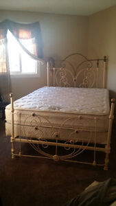 TAURUS WANTED!! will TRADE for 1800's HEARTSHAPED Antique Bed