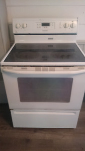 Maytag advanced cooking system super capacity plus stove oven