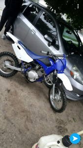 Looking for ttr125 parts