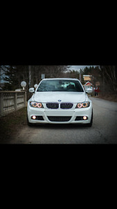 BMW  335 m package