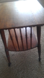 Old Wood table $100