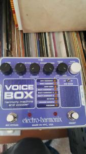 EHX Voice Box