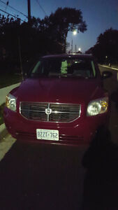 2007 Dodge Caliber SUV, Crossover