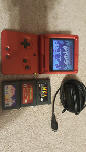 Looking to trade gba sp for sega gamegear or ps1