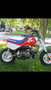 Wanted I Need a 1988 Honda z50 like the one in pictures thanks