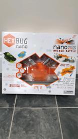 For Sale Hex Bug Nano Bridge Set. PRICE DROP AGAIN.