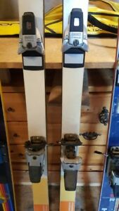 4  sets of Skis 25.00 each all for 75.00