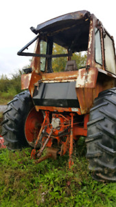 Case tractor for parts