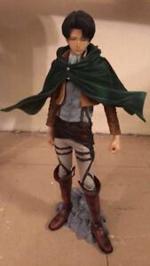 VARIOUS ANIME FIGURES FOR SALE: ONE PIECE, ATTACK ON TITAN, ETC.