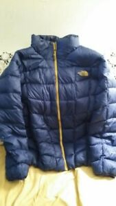 MENS AUTHENTIC NORTH FACE 800 DOWN  WINTER JACKET  SIZE XXL