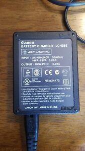 Canon LC-E8E battery charger Gatineau Ottawa / Gatineau Area image 1