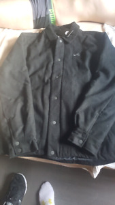 Nike wool coat BRAND NEW
