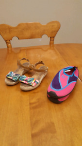 Girl/Toddler Size 13 shoes
