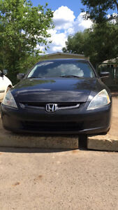 2004 Honda Accord Exl reliable car