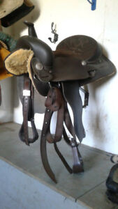 Selle, ect... Saddle and Tack Buy or Trade