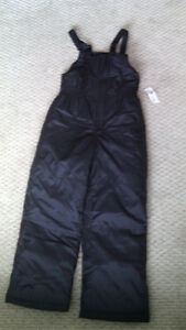 Black Snow Pants