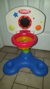 Playskool basketball hoop