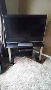 "Toshiba Regza  37"" TV with  stand"