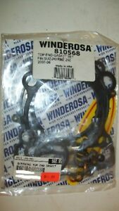 Suzuki RMZ250 Top End Kit by Winderosa