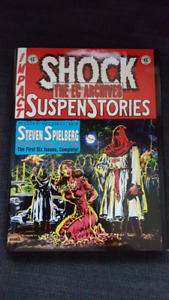 The EC Archives: Shock SuspenStories Volume 1 Al Feldstein 1St E