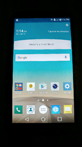 LG G3 Phone Excellent Condition