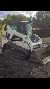 Skid steer Bobcat T190 for sale.