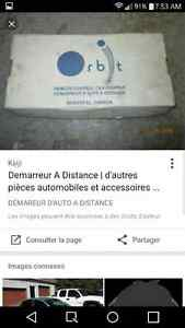 Demarreur a distance Auto Manuelle Saguenay Saguenay-Lac-Saint-Jean image 1