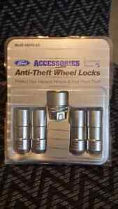 Ford Locking Wheel Nuts