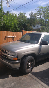 2000 chevy tahoe